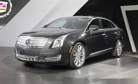 2013 Cadillac Xts Specs And Pictures