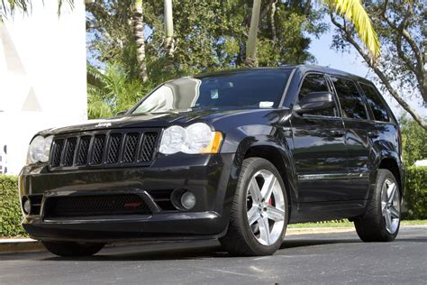 cherokee jeep 2008 picture of 2008 jeep grand cherokee srt8 exterior