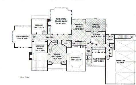 luxury mansion house plans luxury house floor plans homecrack
