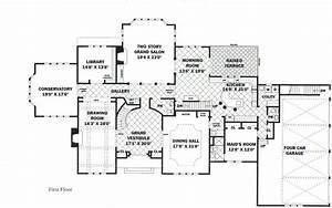 The, 23, Best, Luxury, Estate, Floor, Plans