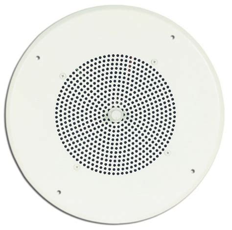 bogen ceiling speaker calculator bogen ceilingvol ceiling speaker w recessed volume