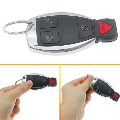 The battery in my remote key died. H- Quality Remote Car Ignition Key Fob 315MHz for Mercedes ...
