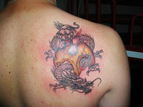 tatouage tigre  dragon tattoo studio