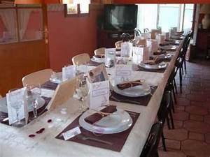 Deco De Table Communion : table de la communion youtube ~ Melissatoandfro.com Idées de Décoration