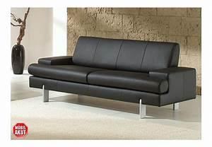 Couch 3 Sitzer Leder : ak 644 3 sitzer sofa von rolf benz nappa leder neu ~ Bigdaddyawards.com Haus und Dekorationen