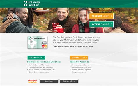 The invitation is mostly sent to people with subprime credit. First Savings Credit Card Login   Make a Payment - CreditSpot