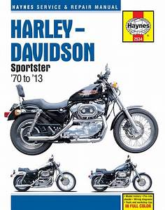 2008 Harley Davidson Sportster 883 Owners Manual