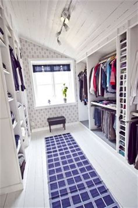 1000 images about closet on sloped ceiling