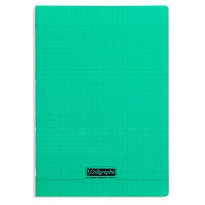 bloc note de bureau calligraphe 8000 polypro cahier 96 pages 21 x 29 7 cm