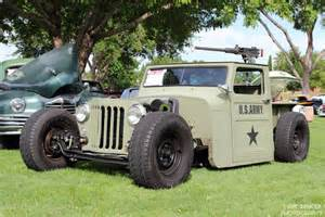 Willys Jeep Rat Rod