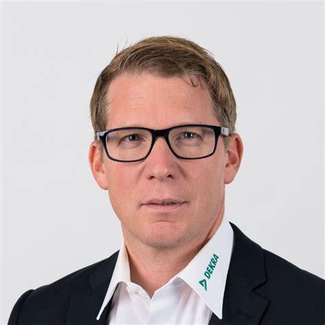 Martin Schmidt - Leiter DEKRA Akademie GmbH Bielefeld ...