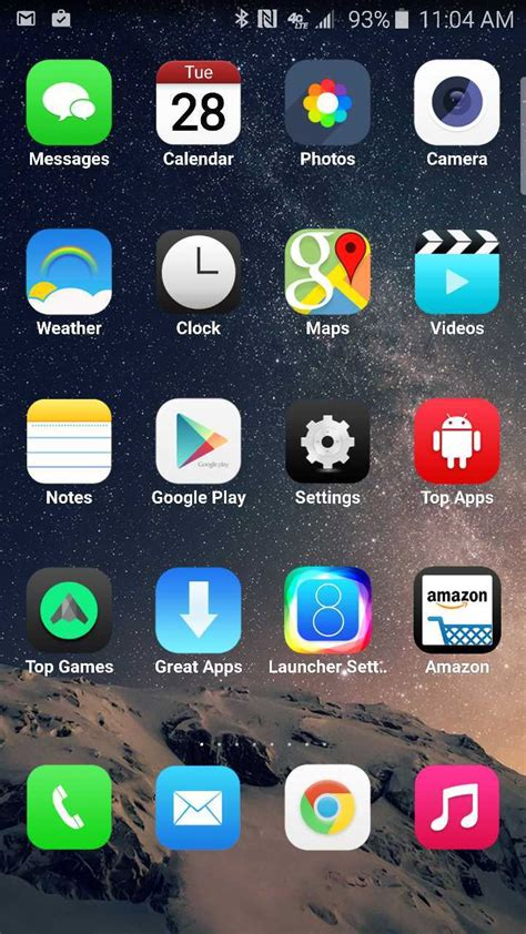ios launcher for android 5 great samsung galaxy note 4 launchers to replace touchwiz