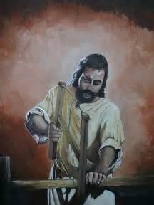 Jesus Christ Carpenter Tools