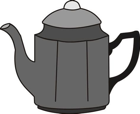 Coffee Percolator Clipart