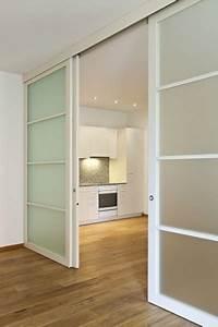 Porte interieur coulissante 2 vantaux 6 lire la suite for Porte de garage coulissante avec porte 2 vantaux interieur