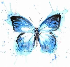 76 best images about Watercolor - butterflies on Pinterest ...