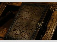 Book of Incantations The Chronicles of Narnia Wiki