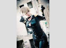 Cosplay Island View Costume Oracle Black Canary