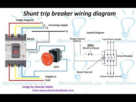 A C Float Switch Wiring Diagram Free Picture by Hqdefault At Shunt Trip Breaker Wiring Diagram Free