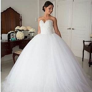aliexpresscom buy ball gown wedding dresses 2017 With sweetheart neckline ball gown wedding dress