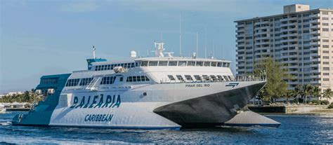 Boat From Fort Lauderdale To Bahamas by Fleet Bahamas Ferry Express Bahama Shuttle Boat