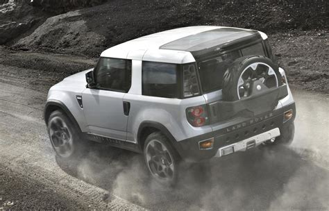 Land Rover's 2018 Defender Will Have High Demand Drive