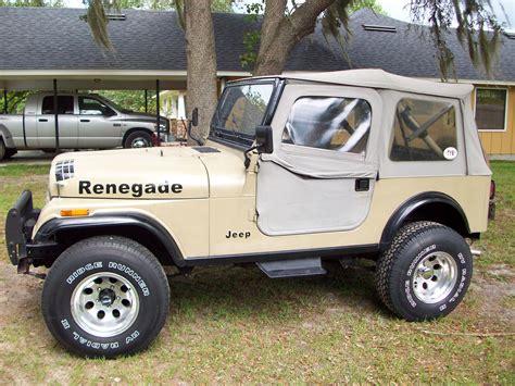 jakesrenegade  jeep cj specs  modification