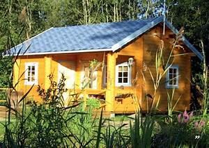Bungalow Aus Holz : wochenendhaus fertighaus holz ~ Michelbontemps.com Haus und Dekorationen