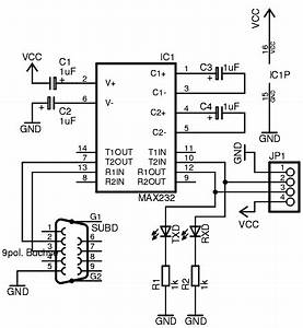 alternatives of max232 in low budget projects do it With max232 pin diagram
