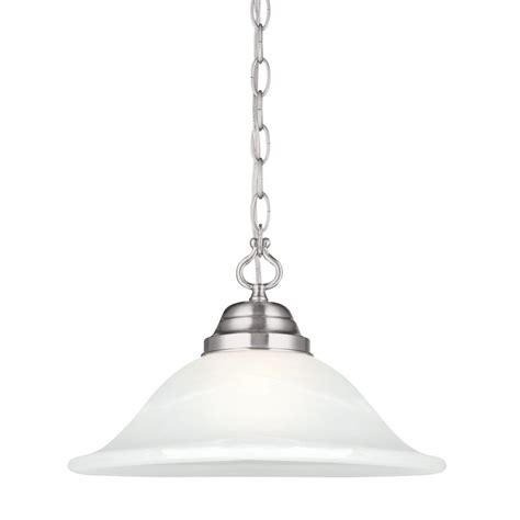 design house millbridge satin nickel swag light fixture