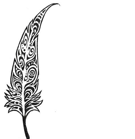 maori tattoo feather  forgotten art