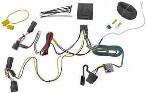 2014 Ford Edge Custom Fit Vehicle Wiring