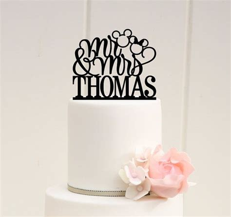 mickey wedding cake topper wedding cake topper cake