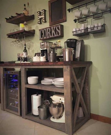 Home Coffee Bar Design Ideas by 20 Handy Coffee Bar Ideas For Your Home