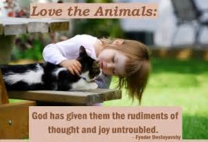 Animal Love Quotes and Sayings