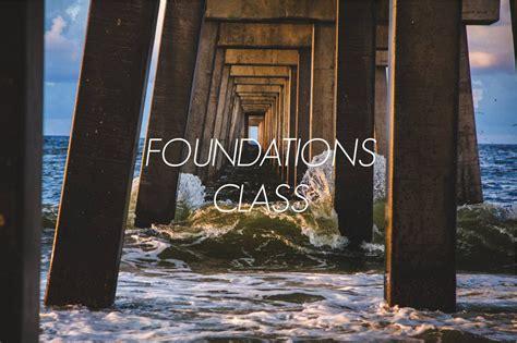 foundations class fall nation gta church toronto