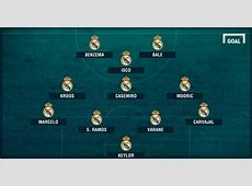 Comment le Real Madrid va jouer sans Cristiano Ronaldo