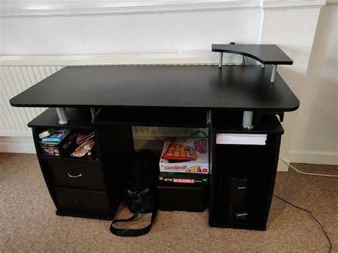 Browse through this page for more information about our products, and check out our variety of study tables, computer tables, writing desks, mobile pedestals, and more. Ikea computer table **free**   in Pentre, Rhondda Cynon ...