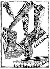 Amazing Zentangle Doodles