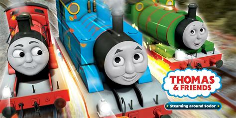 Thomas and Friends Steaming Around Sodor Nintendo 3DS
