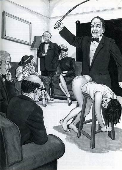 Spanking Noreen Painfully Drawn Story Janus Excellent