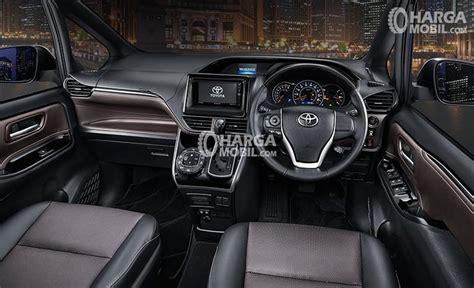 Gambar Mobil Toyota Voxy by Review Toyota Voxy 2017 Spesifikasi Harga Dan Gambar Lengkap