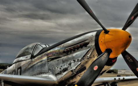 P 51 Mustang Wallpaper Wallpapersafari