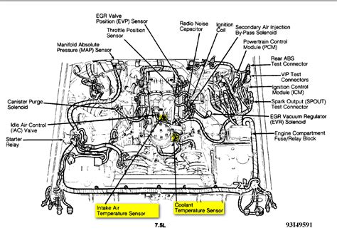 04 F250 Engine Diagram by Coolant Temperature Sensor Diagrams Wiring Diagram Images