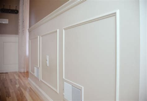 Drywall Wainscoting by Image Result For Wainscoting Around Air Vent House