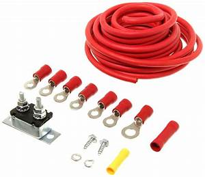 Deka Battery Isolator Installation Kit For Standard