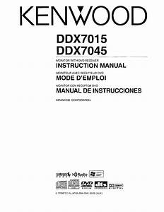 Kenwood Ddx7015