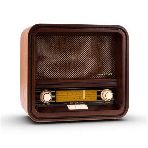 tv möbel retro epoque 1901 radio retro fm am usb mp3
