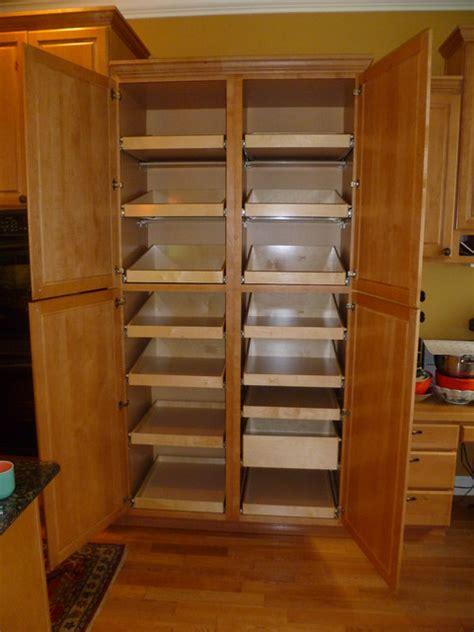Large Kitchen Pantry Cabinet   Kitchen Ideas