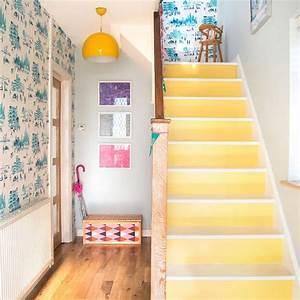 peinture escalier blanc escalier blanc et gris avec With delightful peindre rampe escalier bois 10 prix dun escalier en bois